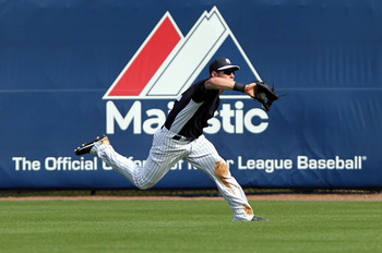 Heathcott is yet another stud outfield prospect for the Yankees.