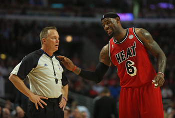 The officials figure to be friendlier to the Bulls in Chicago.
