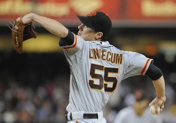 SP Tim Lincecum