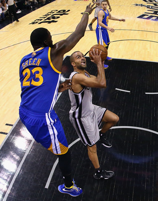 Green has shut down Andre Miller and Tony Parker in two series.