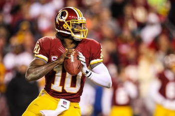 Robert Griffin III will put to the test the theory that you can't overspend to get a franchise quarterback.