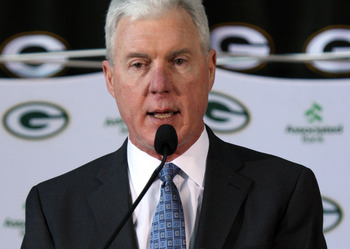 Packers GM Ted Thompson continues to foster one of the best organizations in football.