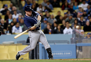 After a slow start, Jedd Gyorko is finally hitting as expected.