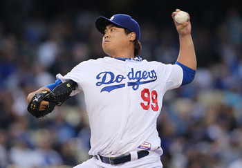 Hyun-Jin Ryu has been a pleasant surprise for the Dodgers.