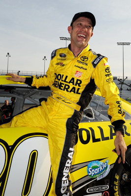 With $2 million bucks on the line, you'd better believe Matt Kenseth is happy to be in this year's Sprint All-Star Race.