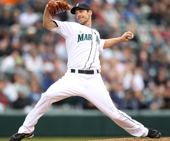 Cliff Lee spent three-plus months in a Seattle Mariners uniform.