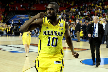 Losing Tim Hardaway Jr. is a big blow to Michigan's leadership.