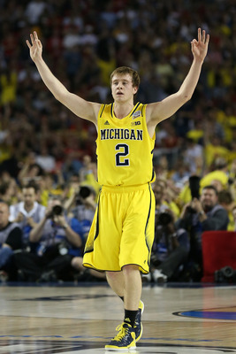 Spike Albrecht may be asked to take the reigns of the Wolverines' offense next season.