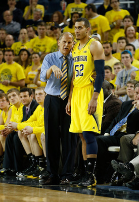 Jordan Morgan may be back in the starting lineup in 2014.