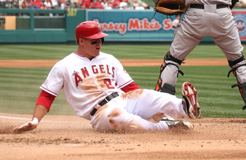 Trout has not been spectacular, but still quite good in 2013