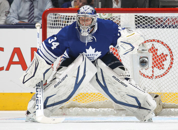 Reimer stood tall for Toronto.