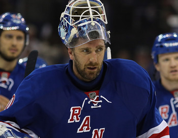 Lundqvist will need to steal two games for New York if they want to advance.