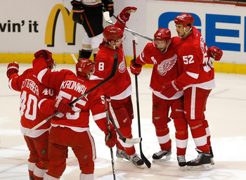 Red Wings have forced a pivotal Game 7.