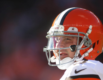 Brandon Weeden and Jason Campbell will vie for starting gig this season.