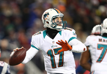 Ryan Tannehill now has the necessary weapons on offense.