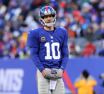 Manning and the Giants seem to be stuck in reverse.