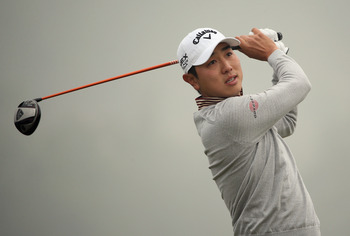 Sang-Moon Bae is in his second season on the PGA Tour.