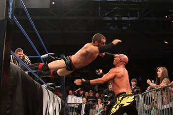 Aries and Roode vs. Bad Influence (impactwrestling.com)