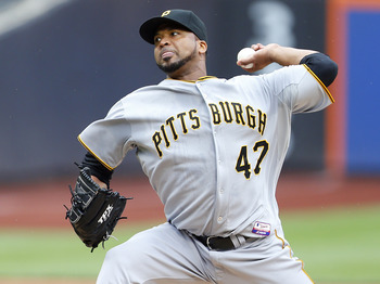 We'll never see the last of Francisco Liriano.