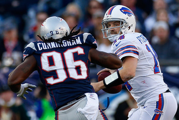 After the Pats drafted two similar players to Cunningham, the pressure is on him.