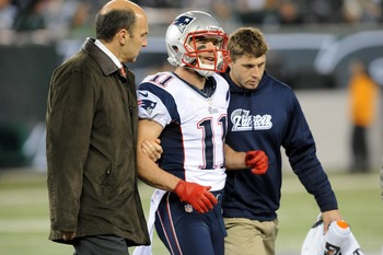 Edelman's foot injury may concern the Pats.