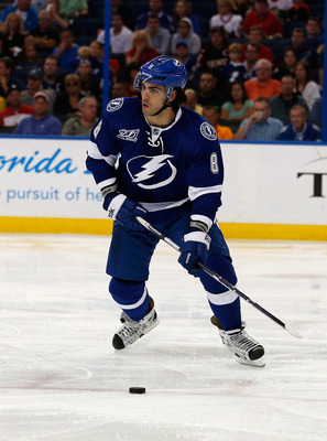 Mark Barberio played in two games for the Lightning this season, but still maintains his rookie status.