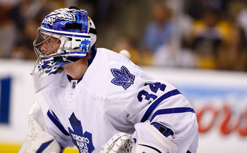 James Reimer's play enabled Toronto to force a Game 7.