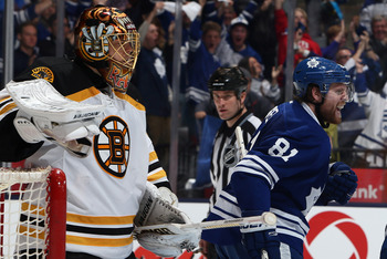 Tuukka Rask will need to have a big Game 7 for Boston.