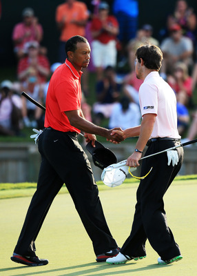 Tiger's victory at The Players Championship drew significant ratings Sunday.