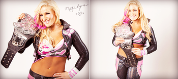 (Courtesy of natalya-neidhart.net) Natalya's Divas Championship Win can be found on the final slide.