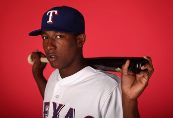 Jurickson Profar is starting to get the hang of this Triple-A thing.