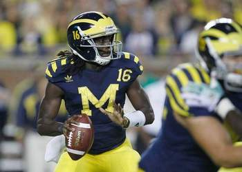 http://www.freep.com/article/20110913/SPORTS06/109130423/Michigan-players-keep-throwback-jerseys-from-Notre-Dame-win