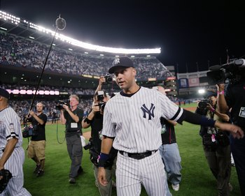 The Yankees said goodbye to the old Yankee Stadium in third place.