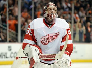 Howard could help steal the series for the Red Wings.