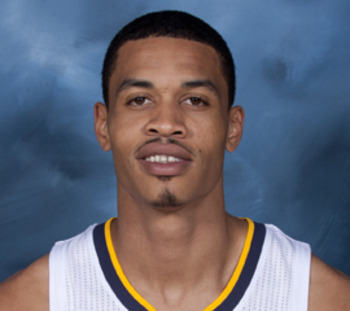 Gerald Green's only appearance in the second round was in Game 2, when the outcome was never in doubt photo credit: http://www.nba.com).