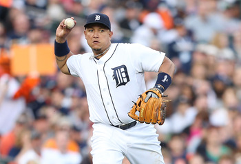 While still hard to watch with a glove, Miguel Cabrera remains the preeminent offensive player in baseball.
