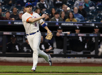 David Wright remains a shining light during a dark time for the Mets.