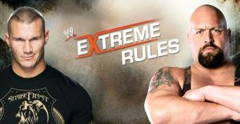 The Viper will strike at Extreme Rules  (photo courtesy of WWE.com)