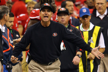 Jim Harbaugh will have the 49ers on track for another run at the title.