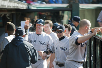 The Yankees will celebrate more often than not in 2013