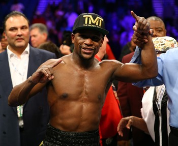 Mayweather's charitable work is often below the radar.