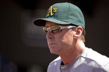 Bob Melvin has done a good job with what he has.
