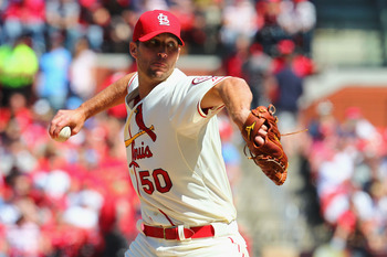 Adam Wainwright has been brilliant in 2013.