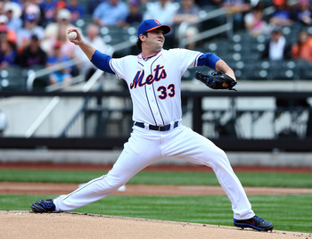 Matt Harvey has been the best pitcher in New York this season.