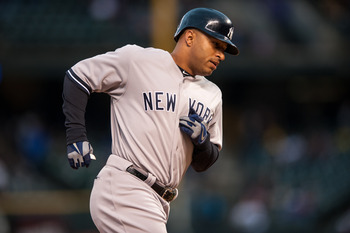 Vernon Wells has been reborn in the Bronx.