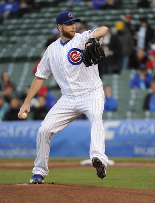 Scott Feldman has helped solidify Chicago's starting rotation.