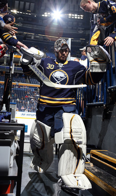 Is Ryan Miller on his way out of Buffalo?