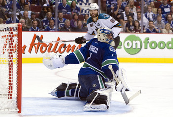 Will the Canucks finally move Luongo this summer?