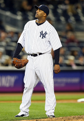 CC Sabathia has been inconsistent in 2013.