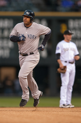 Vernon Wells has led the resurgence of many castoffs who comprise the current Yankees lineup.